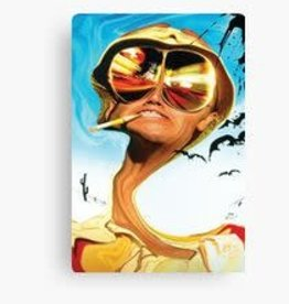 Fear and Loathing Canvas - Medium