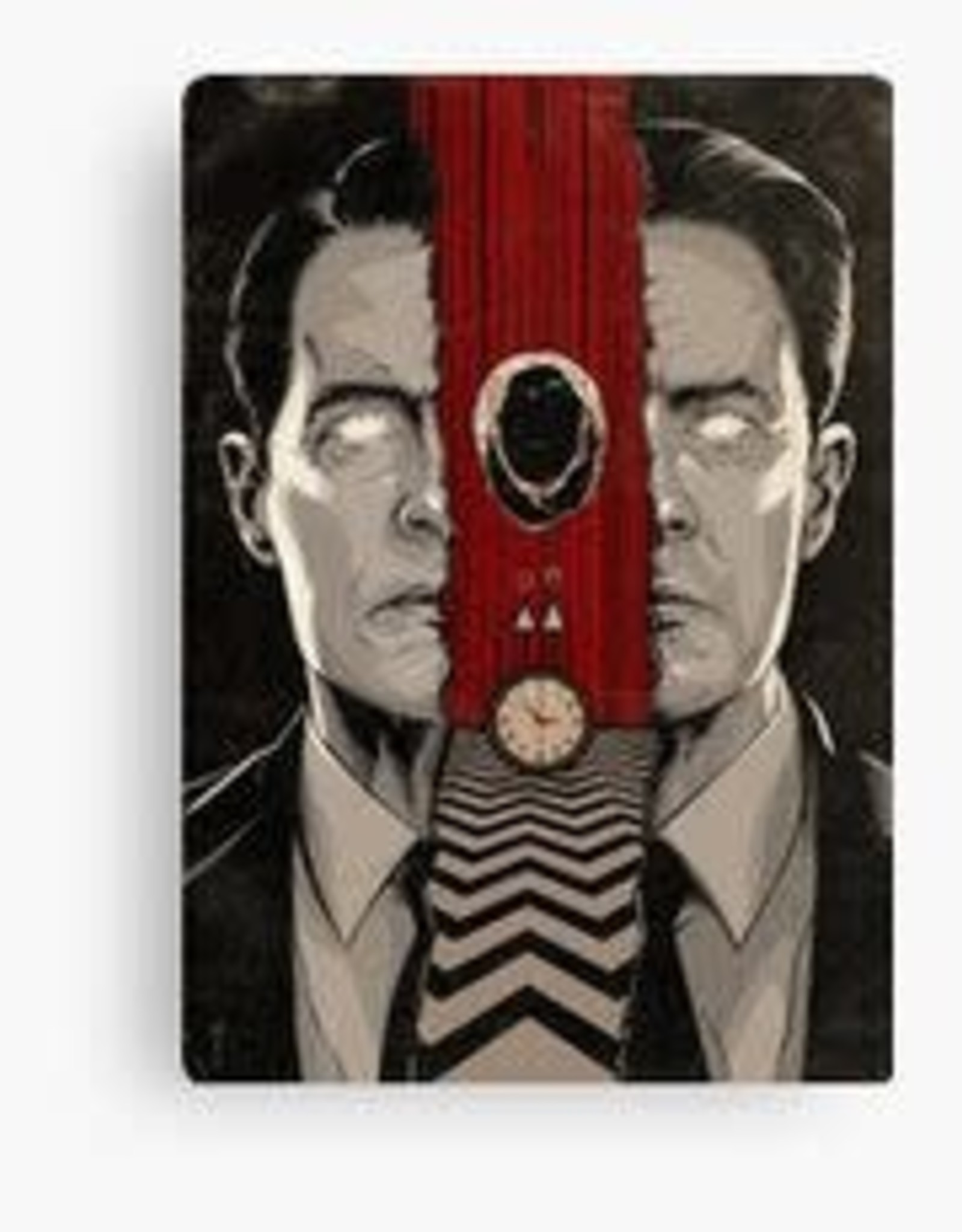 Dale Cooper Canvas - Large