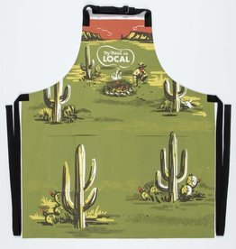 WW811 - My Meat Is Local Apron