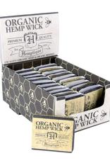 HEMPT PDQ - Hemptique Beeswaxed Hemp Wick 6.5' 1mm