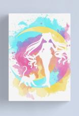 Happy Guardian Sailor Moon Canvas - Medium