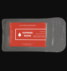 Supreme Rosin Bags 25 Pack