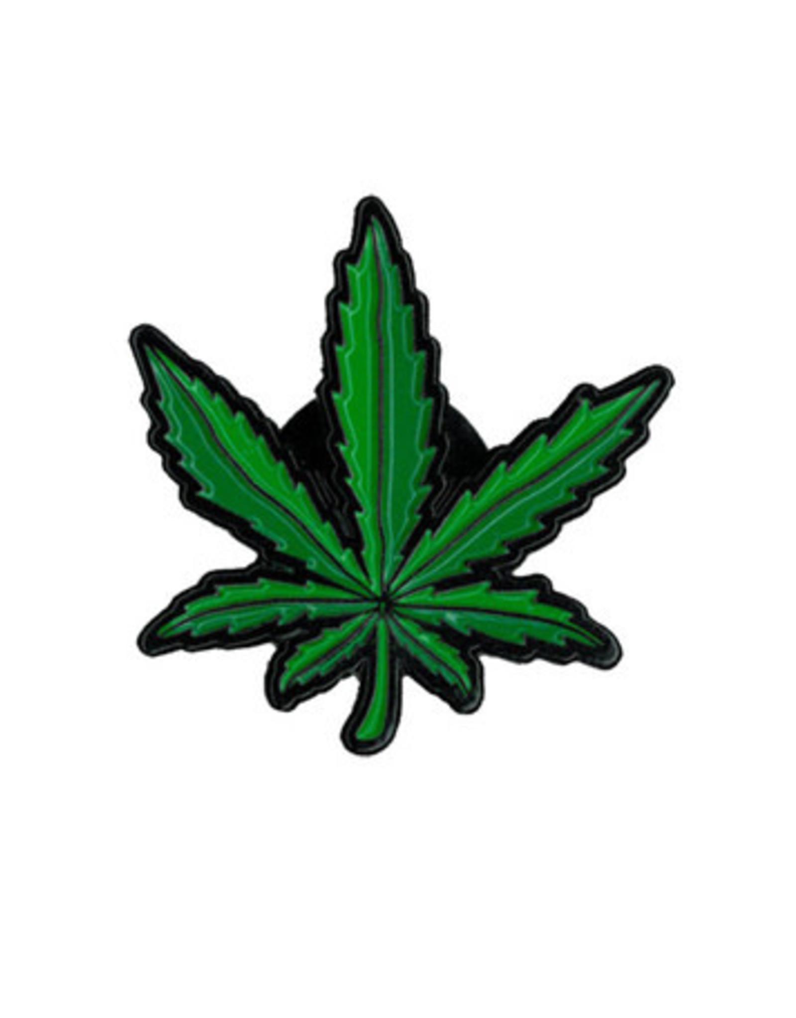 Pot Leaf Enamel Pin