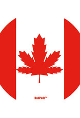 """5"""" Canada Dab Mat by DabPadz"""
