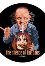 """5"""" Silence of the Dabs Dab Mat by DabPadz"""