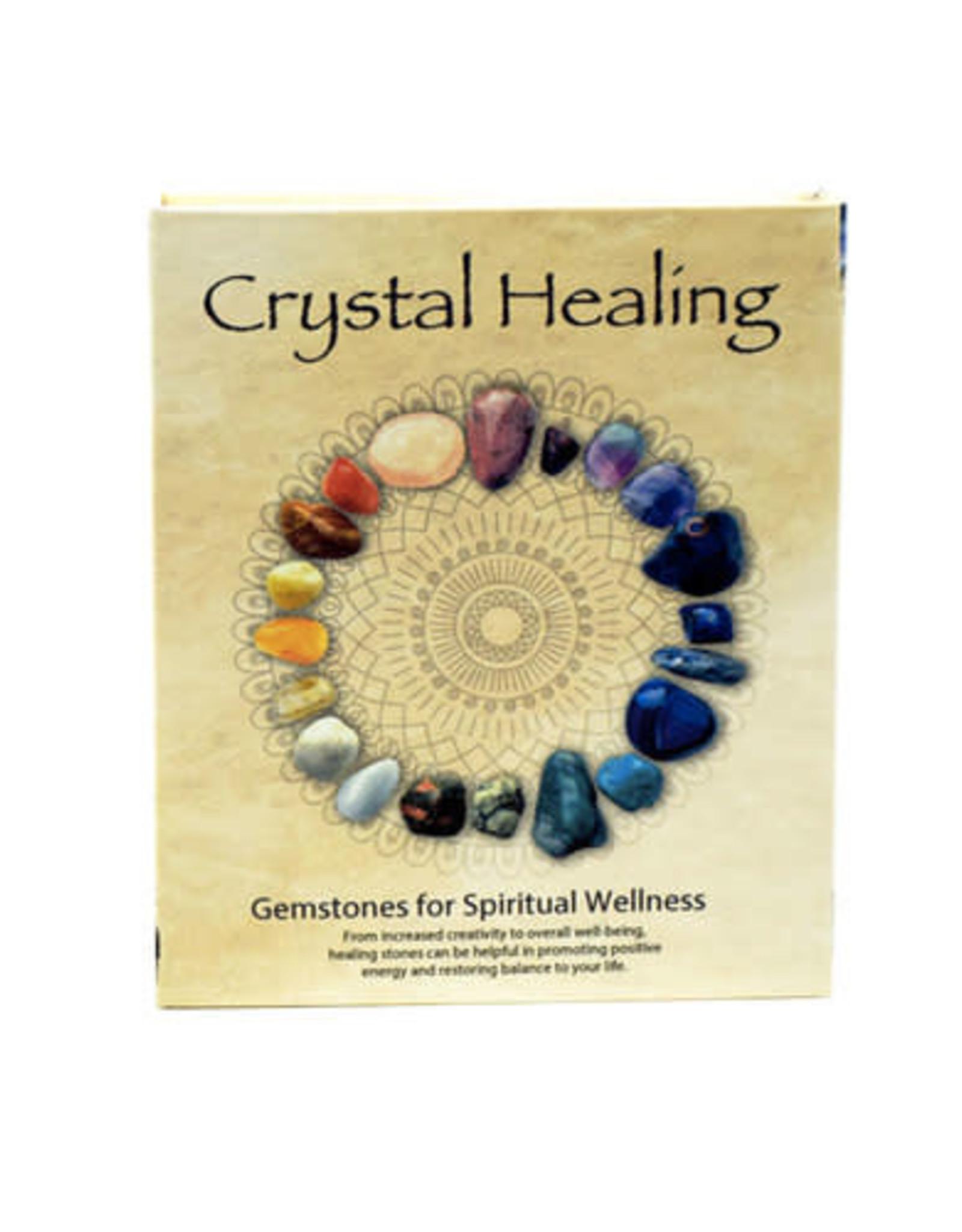 Crystal Healing Gemstone Kit