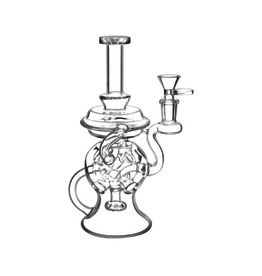 """Pulsar 9"""" Ball Recycler with Showerhead Perc by Pulsar"""
