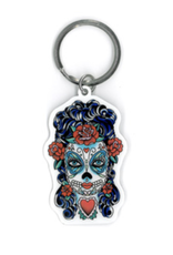 Sunny Buick Butterfly Eyes Keychain