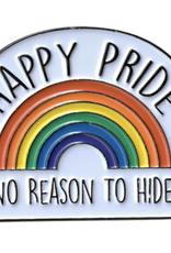 Happy Pride Enamel Pin