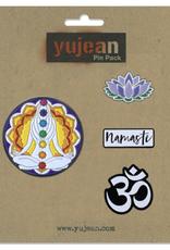 Yoga Pin Pack