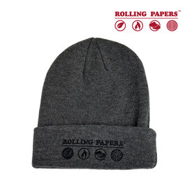 Rolling Papers Toque - Grey