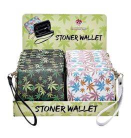 Stoner Wallet - Black or White