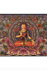 "60"" x 90"" 3D Tapestry - Buddha Lotus"