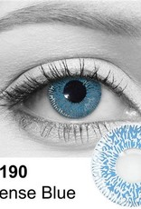 Intense Blue Contact Lenses