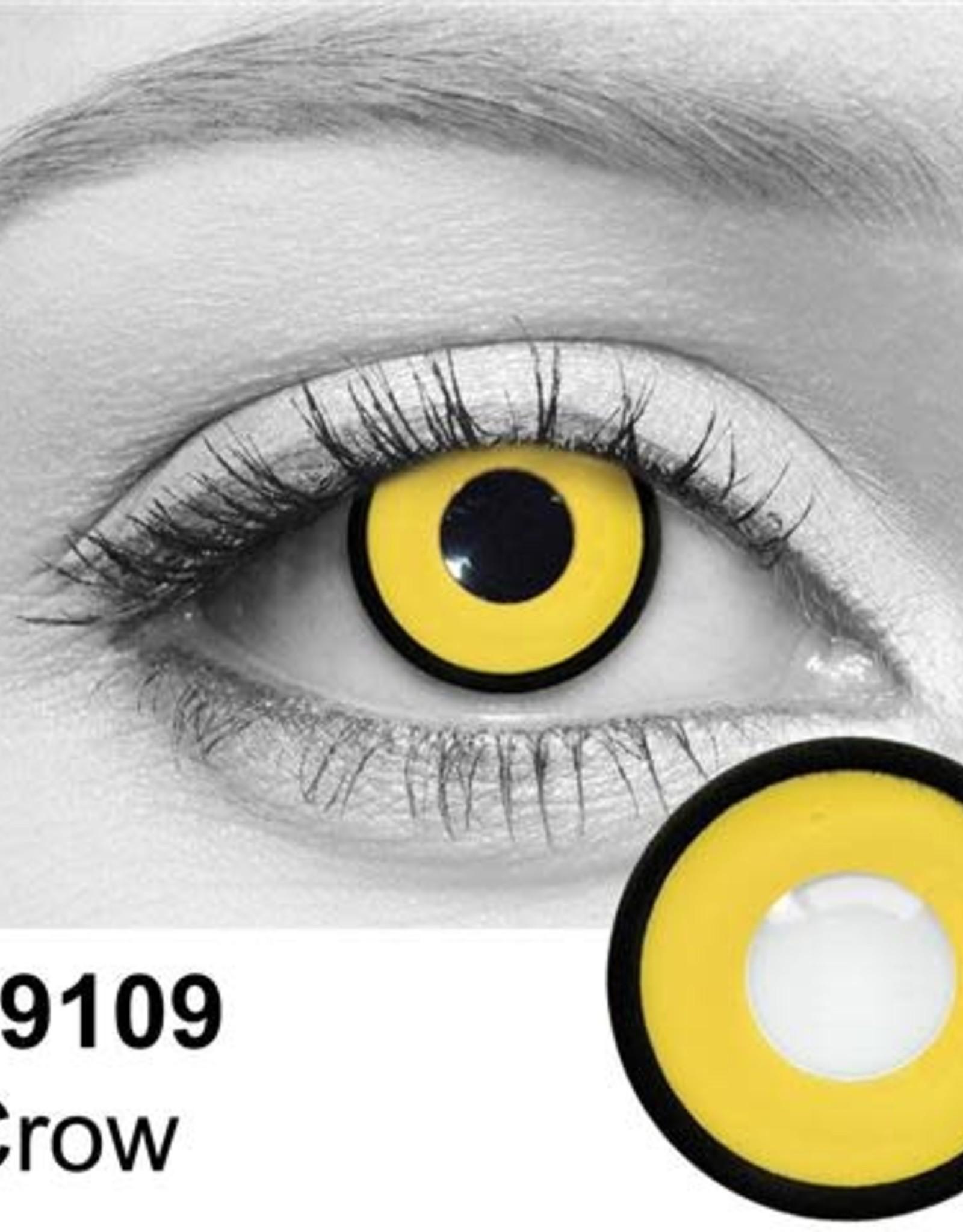 Crow Contact Lenses