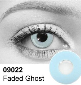 Faded Ghost Contact Lenses