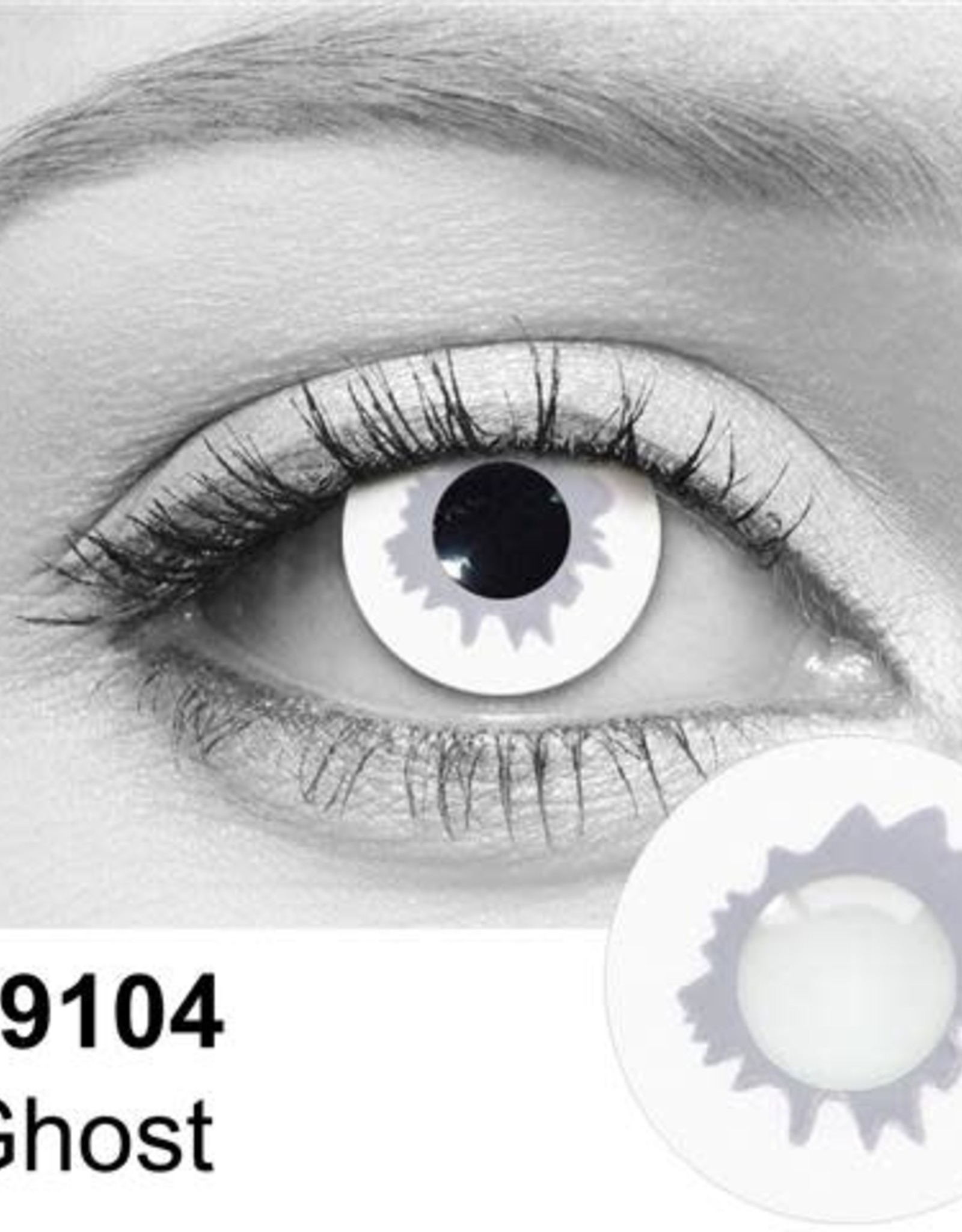 Ghost Contact Lenses