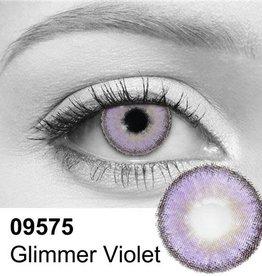 Glimmer Violet Contact Lenses