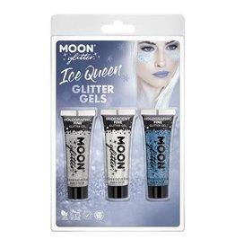Ice Queen Glitter Gels