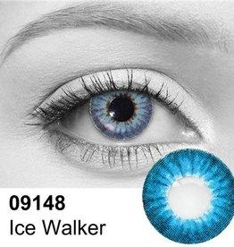 Ice Walker Contact Lenses