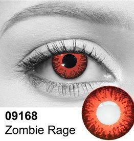 Zombie Rage Contact Lenses
