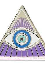 Enamel Pin - All-Seeing Eye
