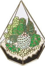 Enamel Pin - Succulents