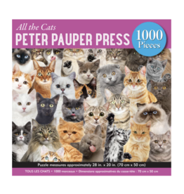 All The Cats Puzzle - 1000 Piece