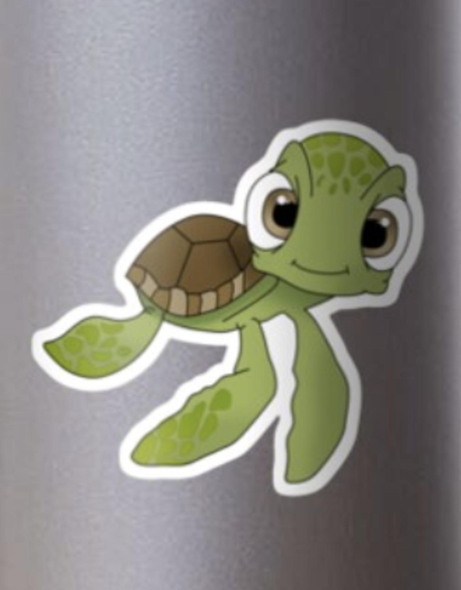 Cute Turtle Sticker