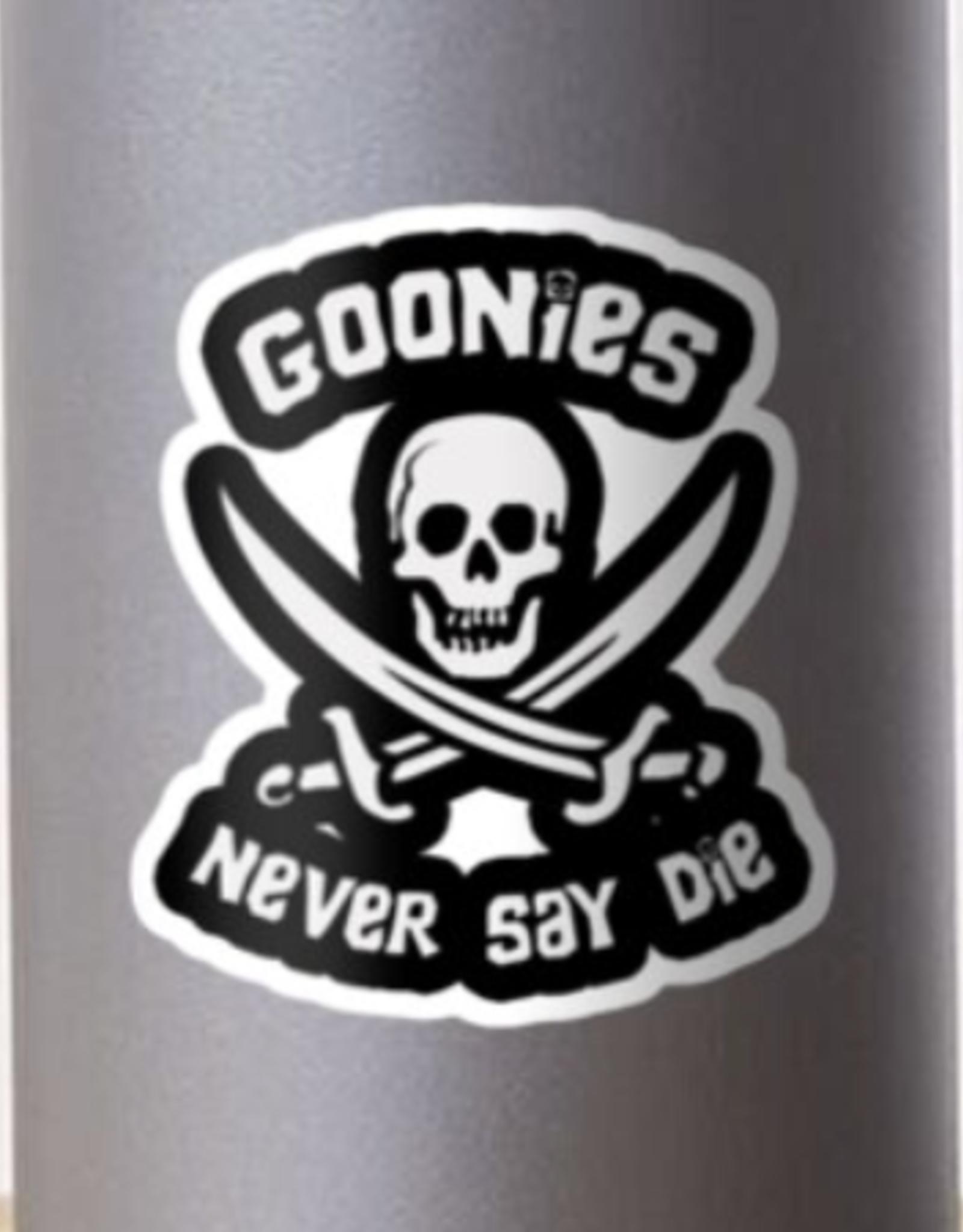 Goonies Never Say Die Sticker