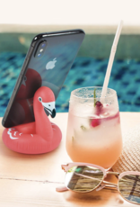 Float On - Flamingo Phone Stand