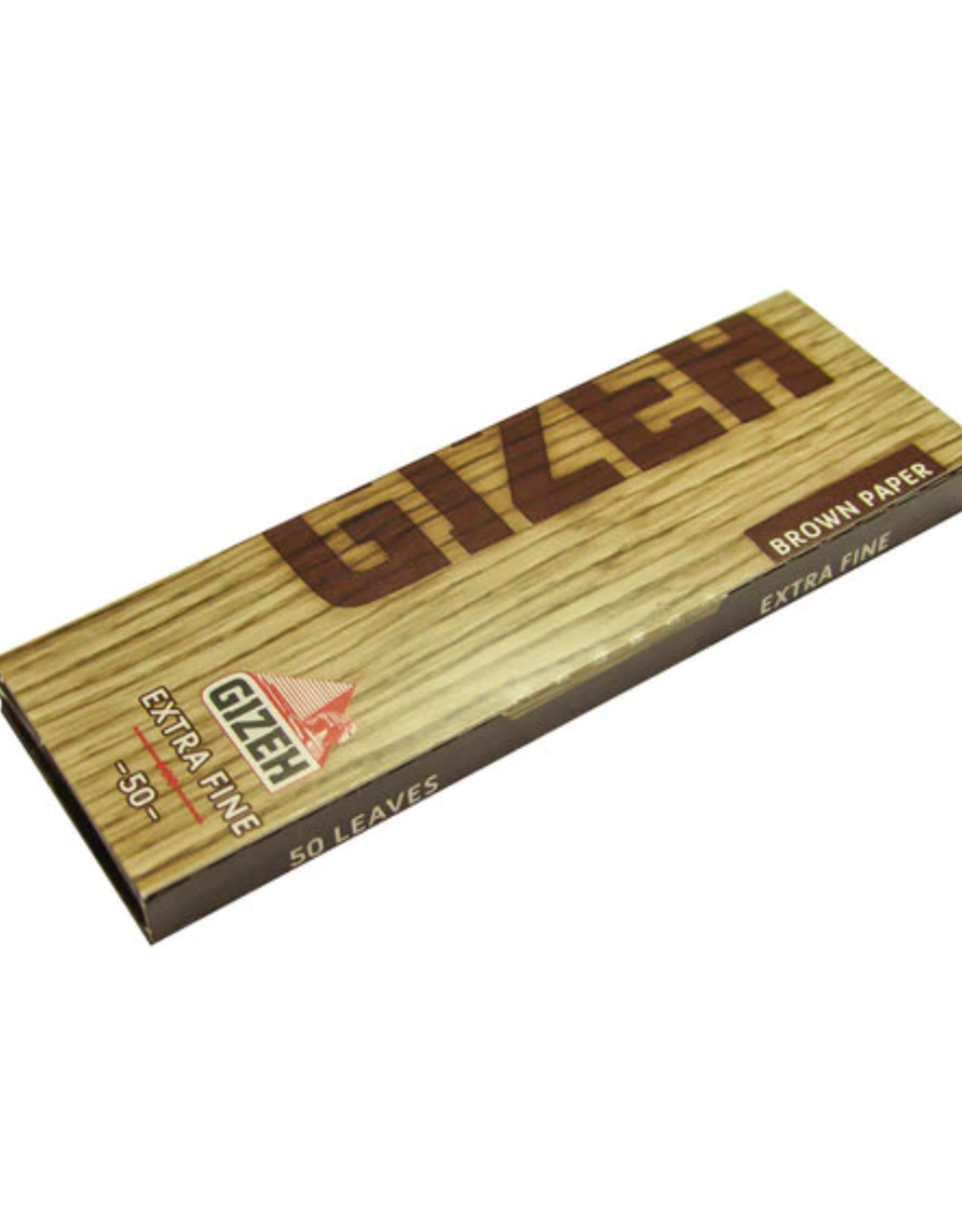 Gizeh Brown Unbleached Cellulose 1.25