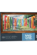 Fanfuckintastic Puzzle - 1000 Piece