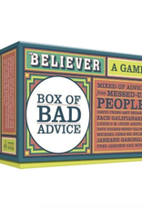 Believer Box of Bad Advice Game