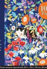 Garden Cat Puzzle - 1000 Piece