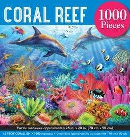 Coral Reef Puzzle - 1000 Piece