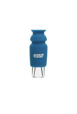 Grav Labs Grav Silicone Crutch - Clear Glass w/ Silicone Body