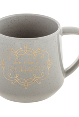 Chic Mug - Don't be a Richard
