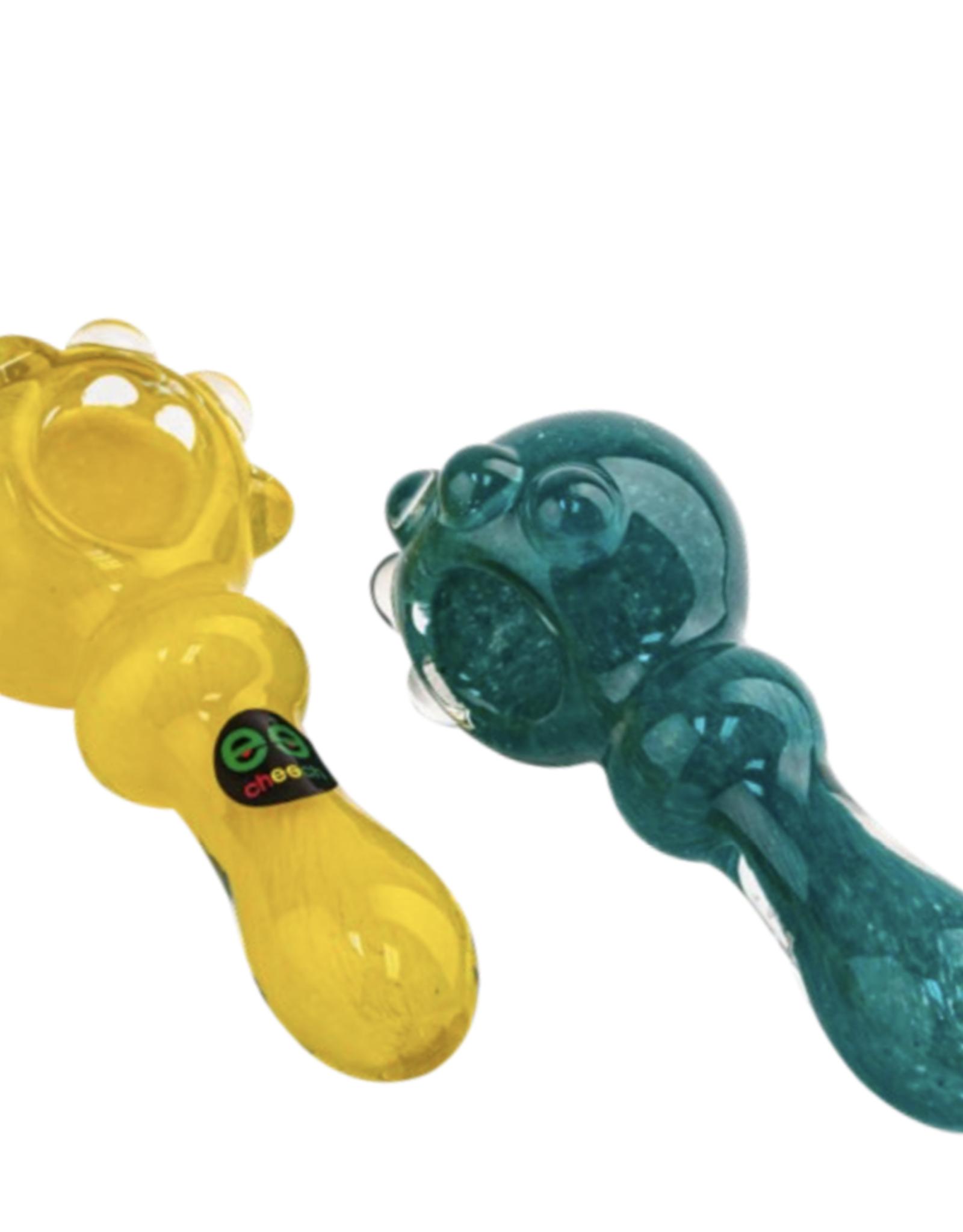 "Cheech 3.75"" Colourful Pipe w/Nubs by Cheech"