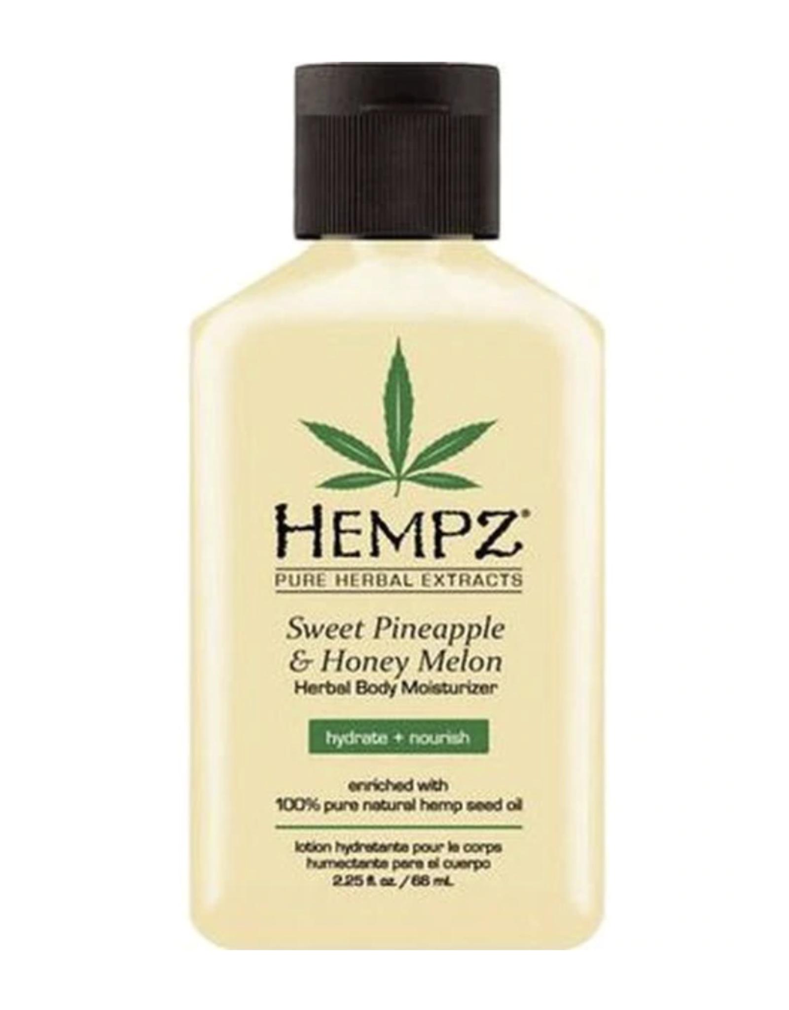 Hempz Hempz Sweet Pineapple & Honey Melon Moisturizer 2.25 oz