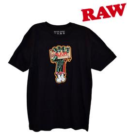 RAW RAW Zombie T-Shirt