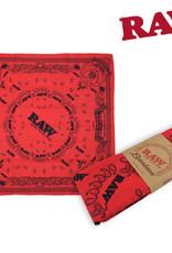 RAW Raw Bandana - Red