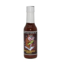 Angry Goat Sweaty Beaver Hot Sauce