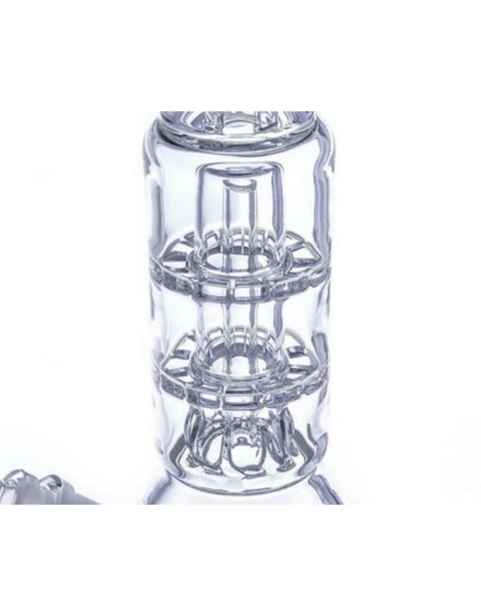 "Hoss 20"" Dome Perc Beaker by Hoss"