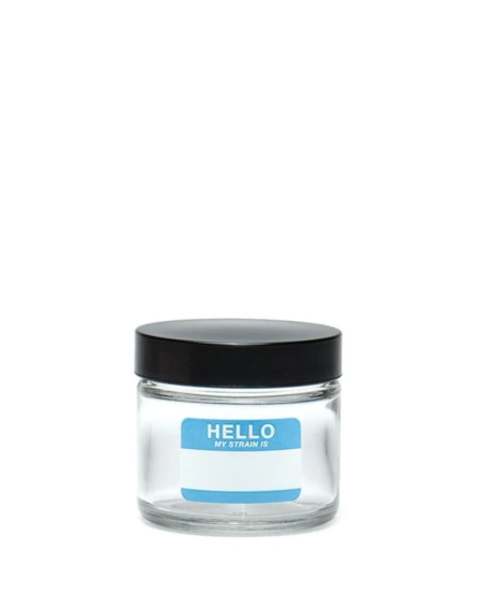 420 Science Screw Top Jar Small - Hello Write & Erase