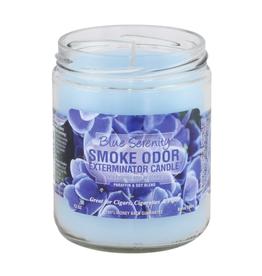 Smoke Odor 13oz. Candle - Blue Serenity