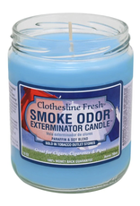 Smoke Odor 13oz. Candle - Clothesline