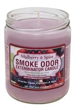 Smoke Odor 13oz. Candle - Mulberry & Spice