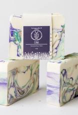 Citrus Swirl Soap by Soco Soaps