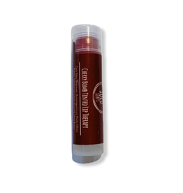 Cherry Bomb Lip Lube by Soco Soaps (Tinted)